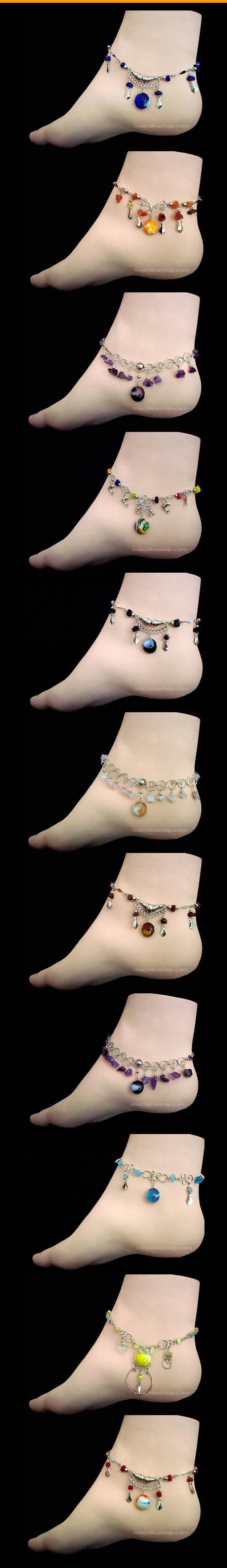 50 Anklets