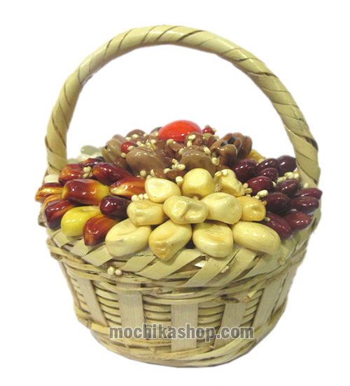 Wholesale Peruvian Basket of Abundance and Prosperity