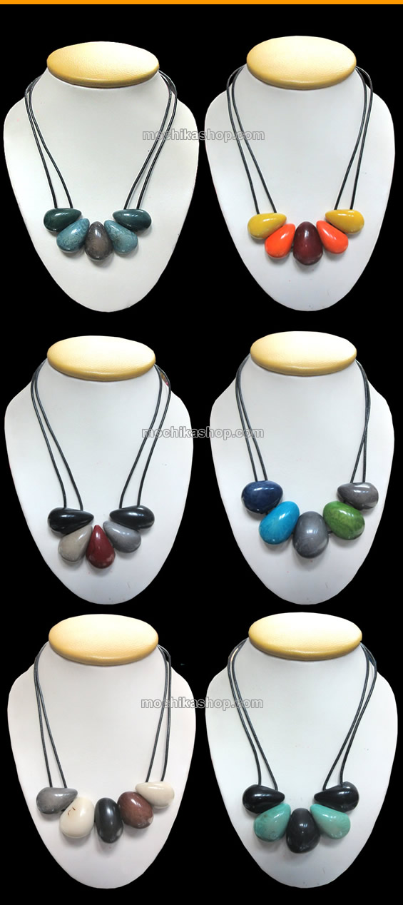 12 Sets of Tagua