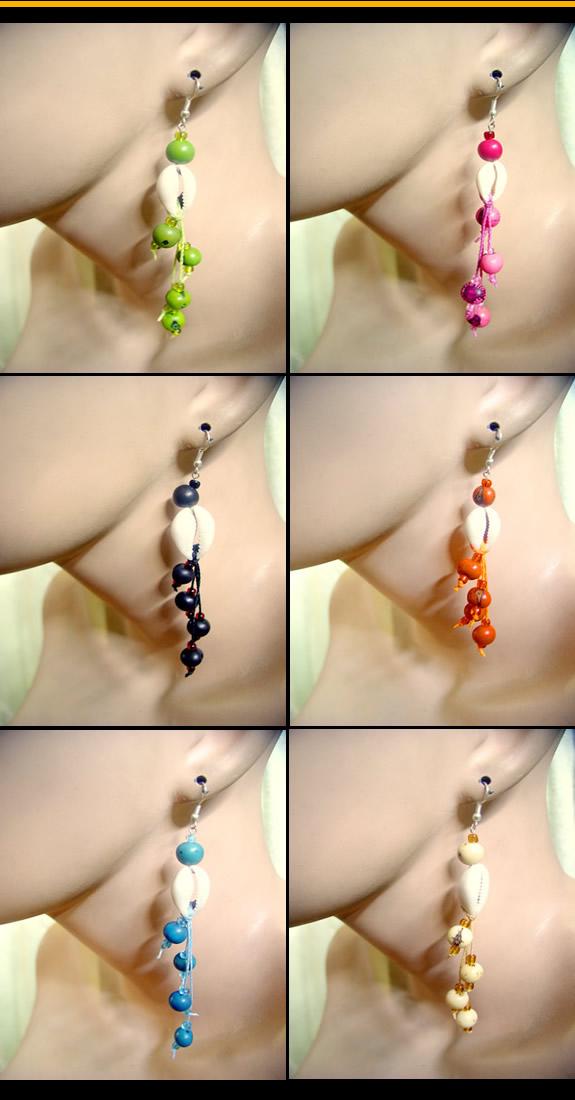 100 Azaid Earrings
