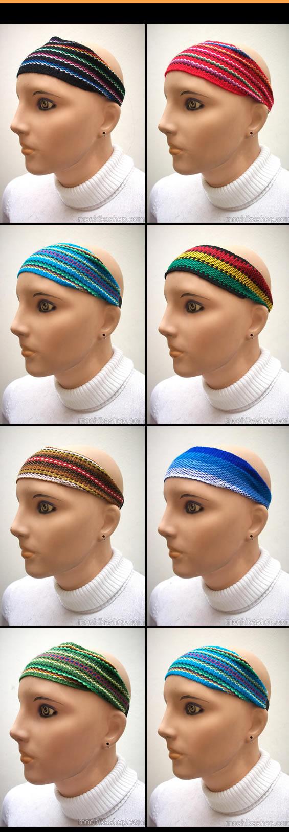 8 Headbands